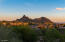 Skyline Views of the entire Western Valley capturing views of Pinnacle Peak, Troon Mountain, City Lights, and AZ Sunsets!