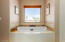 WONDERFUL TUB AND SEPARATE WALK-IN SHOWER