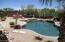 Rear Yard, Pool, Spa, BBQ