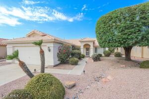 9518 E CHAMPAGNE Drive, Sun Lakes, AZ 85248