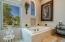 Picturesque Master bath