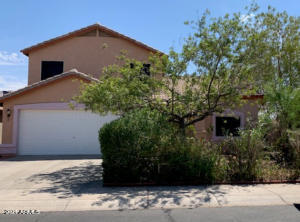 One of the least expensive 4 BR homes in El Mirage
