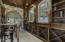 Climate controlled Wine Tasting Room and Cellar (Stores over 1,200 bottles) off Entry Way Hallway