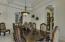 Formal Dinning Room off Kitchen