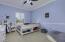 Bedroom 4 with Full Jack & Jill Bathroom off Bedroom
