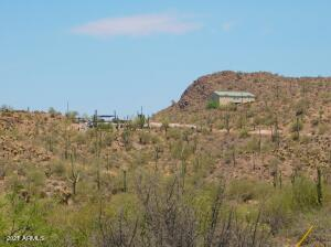 View from Elephant Butte Road