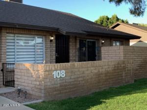 108 W LOMA VISTA Drive, 101, Tempe, AZ 85282