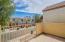 Balcony View to Neighborhood