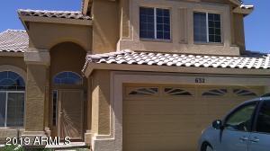 632 S SADDLE Street, Gilbert, AZ 85233