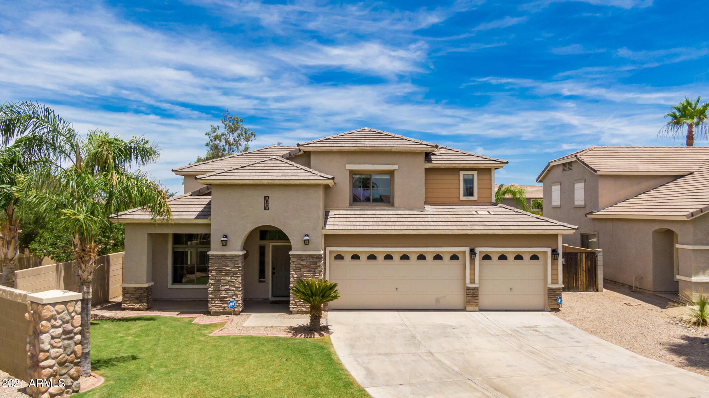 34989 STIRRUP Circle, Queen Creek, Arizona 85142, 3 Bedrooms Bedrooms, ,2.5 BathroomsBathrooms,Residential,For Sale,STIRRUP,6248970
