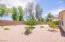 HUGE PROFESSIONALLY LANDSCAPED BACK YARD WITH NEWER WATERING SYSTEM OM AUTO TIMER