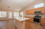 KITCHEN OPEN TO FAMILY ROOM....GREAT CENTER ISLAND & BREAKFAST BAR!