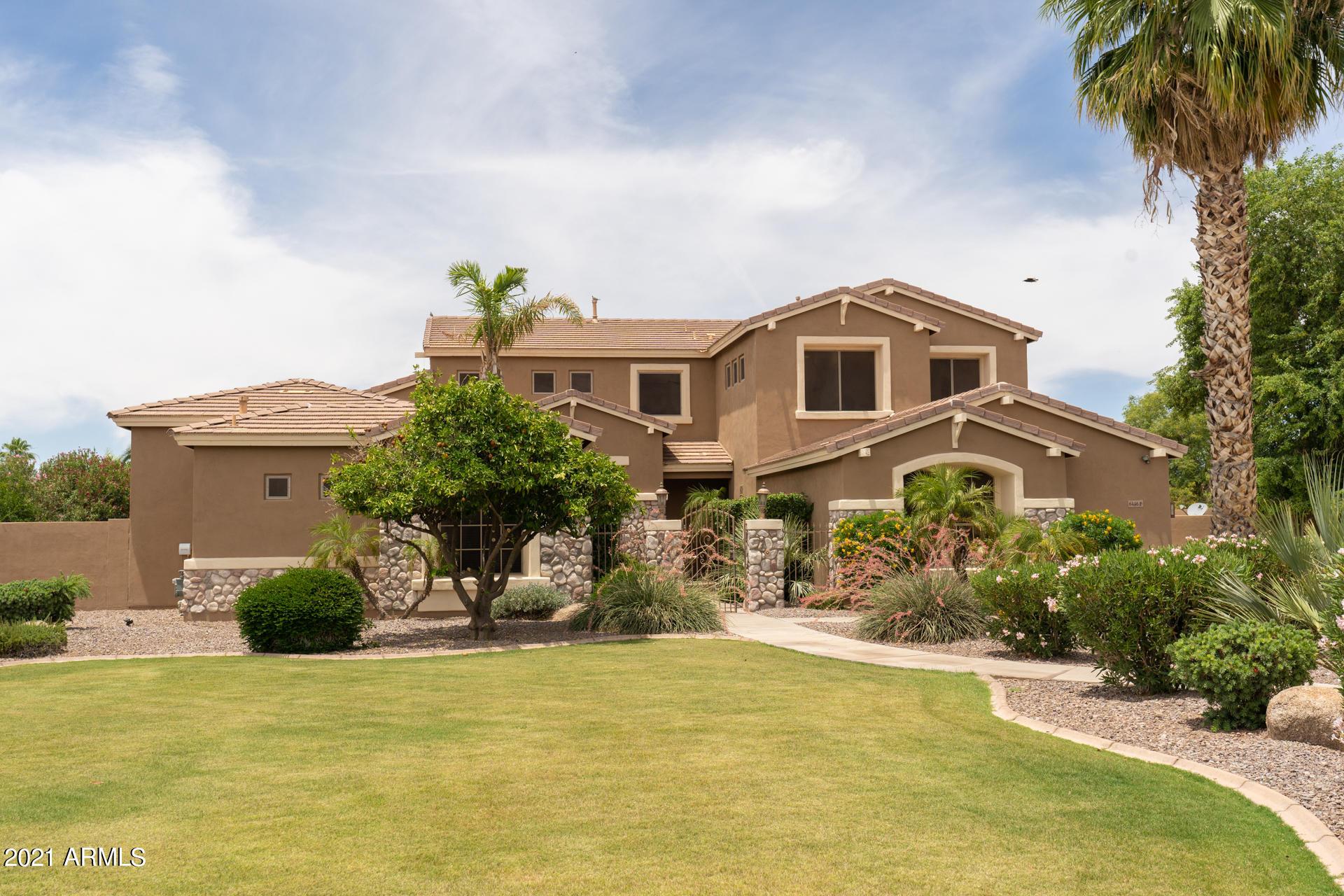 6446 HONOR Court, Gilbert, Arizona 85298, 6 Bedrooms Bedrooms, ,4.5 BathroomsBathrooms,Residential,For Sale,HONOR,6248863