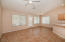 VIEW ENTERING FAMILY ROOM AND DINING AREA!