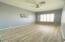Large Private Bedroom off Garage