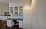 Desk Area & Pantry