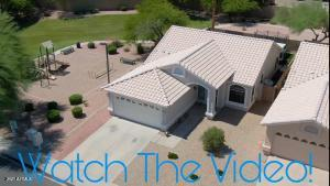 Private corner lot next to park and greenbelt walking distance to Downtown Gilbert