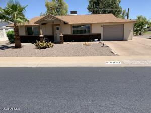 10847 W OAKMONT Drive W, Sun City, AZ 85351