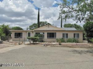 8099 S GEOFFRION Street, Hereford, AZ 85615