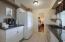 Kitchen from laundry door
