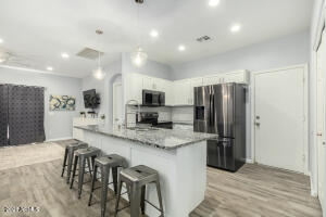 Fully remodeled kitchen!
