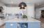 Prepare meals in this dream kitchen.