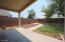 Covered patio and plenty of room for entertaining!