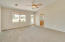 Large Master Bedroom with Separate exit