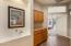 Storage in Hallway to master