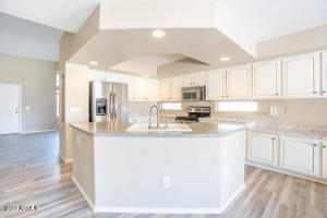 Light and Bright Open Kitchen