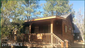 2742 FOX Trail, Overgaard, AZ 85933