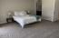 Master bedroom but this is a different home, same model,