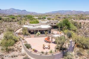 Massive Estate - Cave Creek Property. 3.9 Acres!