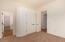 3rd Bedroom w/ J & J Bath 12 x 10