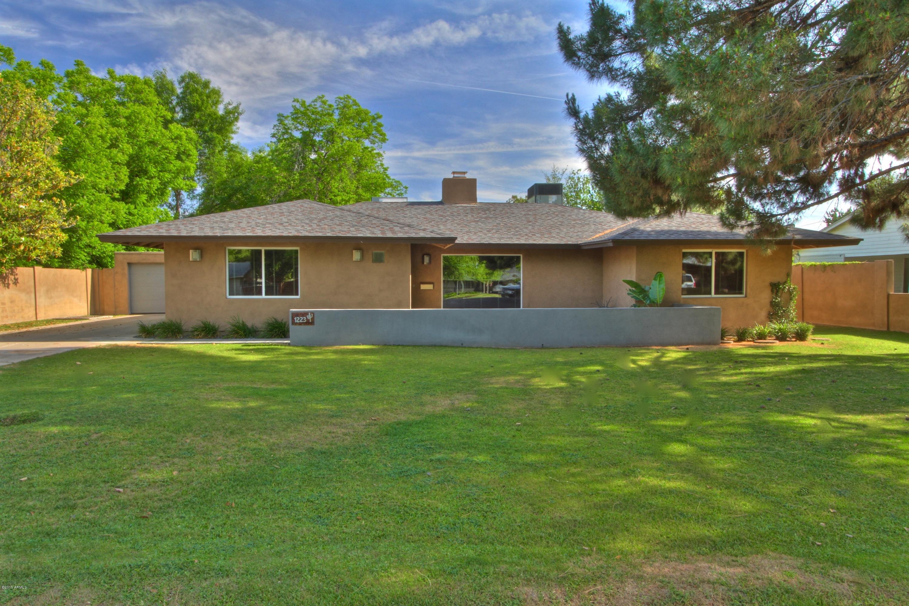 1223 Palo Verde Drive, Phoenix, Arizona 85013, 3 Bedrooms Bedrooms, ,3 BathroomsBathrooms,Residential Rental,For Rent,Palo Verde,6255400