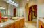 Owner Bath Vanity 2
