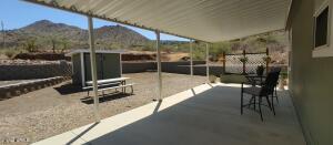 816 N BLACK PEAK Road, Globe, AZ 85501