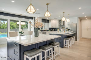 This is the high end, custom kitchen you have dreamed of