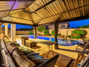 Relax in your Backyard Oasis