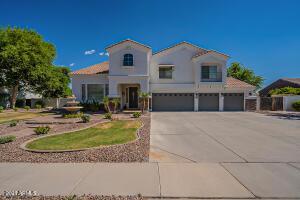11619 E BELLFLOWER Drive, Chandler, AZ 85249