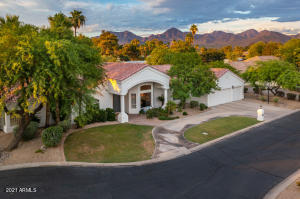 Gorgeous remodel with McDowell Mountain views.