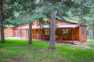 2870 VACATION Drive, Forest Lakes, AZ 85931
