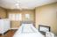 Bedroom 3 in Basement