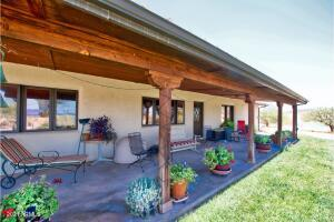 Kick back and enjoy this unique, very well done ranch and acreage near Tombstone AZ