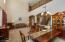 Enjoy new traditions in this open and bright formal living and dining space.