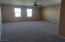 Large upstairs family room