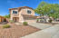 Great curb appeal with neighboring single level homes