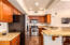 Stainless Steel Appliances & Granite counter tops