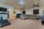 Cool basement living!