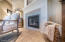 Fireplace Wall Detail